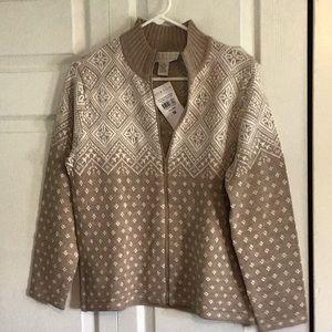 Norton ladies sweater.